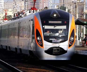 В Украине появятся еще три скоростных поезда