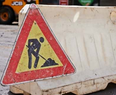 В Харькове перекрыли Динамовскую: авария на проезжей части