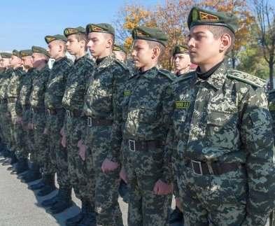Учащиеся Кадетского корпуса примут клятву кадетов