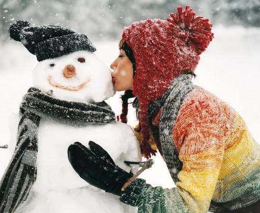 Украинские синоптики дали прогноз погоды на зиму