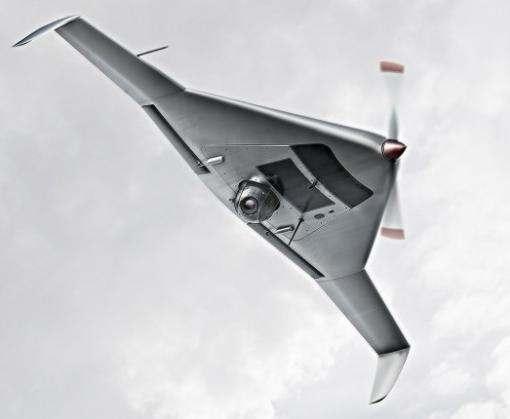 Украинская армия получит дроны-невидимки