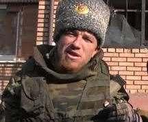 Ликвидирован террорист Моторола
