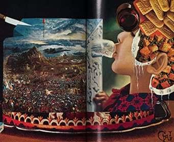 Поваренная книга от Сальвадора Дали стала бестселлером