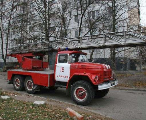 Пожар в Харькове: в многоэтажке на Саперной загорелись счетчики
