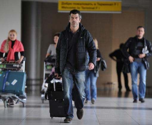 В украинских аэропортах будут использовать только украинский и английский