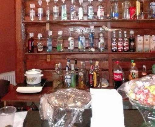 В Харькове прикрыли очередную распивочную: фото-факт