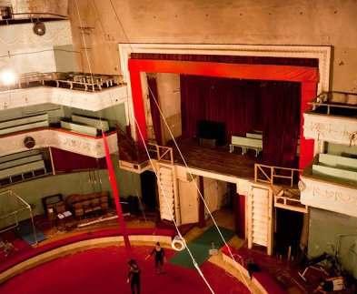 Харьковский Старый цирк даст благотворительное представление