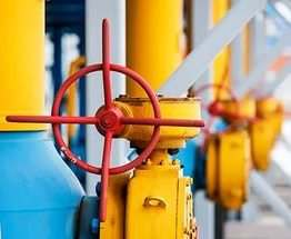 Украина купила у Словакии рекордный объем газа