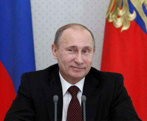 В Крыму снова ждут Владимира Путина
