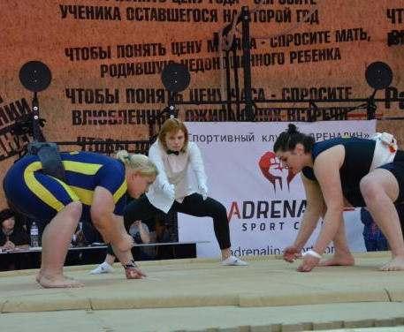Харьковские сумоисты победили на Кубке Украины