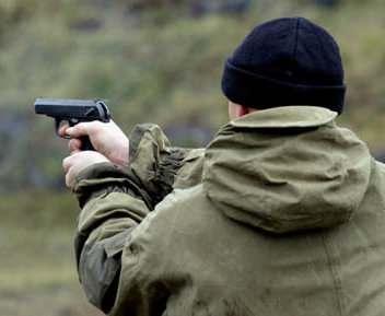 В Харькове стреляли на проспекте Гагарина