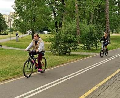 В Харькове утвердили концепцию обустройства велодорожек