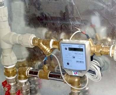 В харьковских многоэтажках будут устанавливать современные счетчики тепла