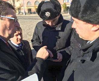 Харьковские копы смогут вычислять преступника за несколько минут