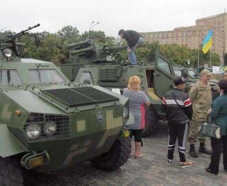 В Харькове пройдет информационно-разъяснительная акция «Армейский контракт»