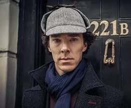 Новые серии «Шерлока» выйдут в начале 2017 года