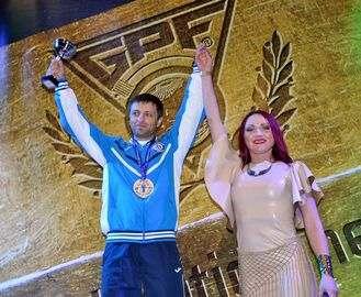 Харьковчанин установил мировой рекорд