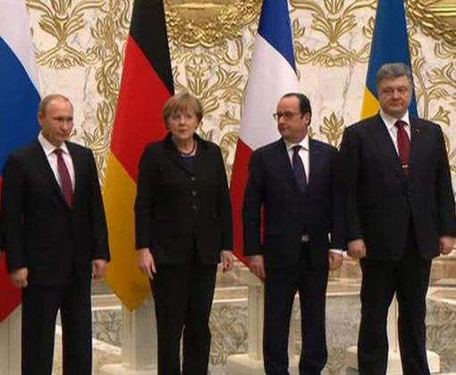 Владимир Путин допустил присоединение США к нормандскому формату