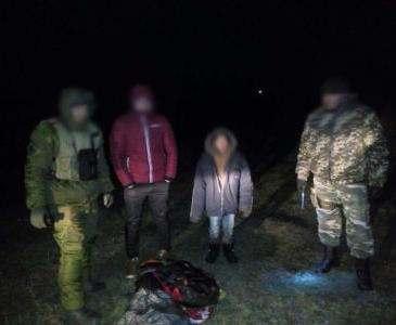 Харьковские подростки помогали сирийцу незаконно пересечь границу