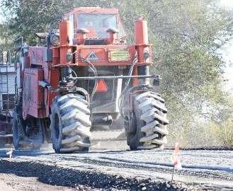 Часть дороги Безлюдовка – Хорошево отремонтировали