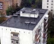 В Харькове отремонтировали больше тысячи крыш
