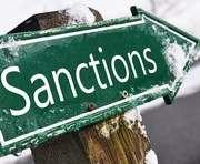 Нацбанк ввел обновленные СНБО санкции против России