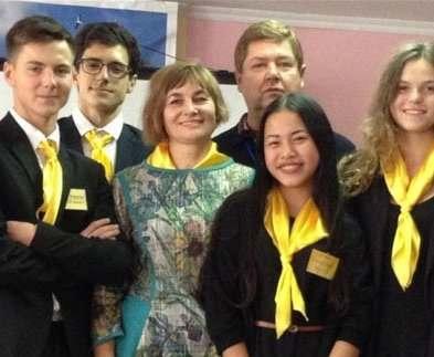 Харьковские школьники стали победителями всеукраинских ученических турниров