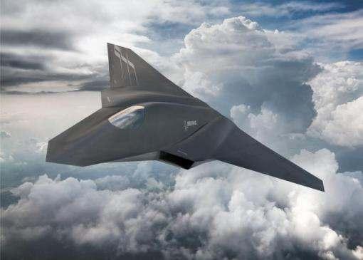 Boeing представил проект истребителя шестого поколения