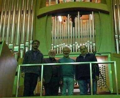 Харьковская филармония получила немецкий орган