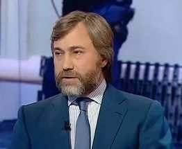 Вадим Новинский покинул Украину