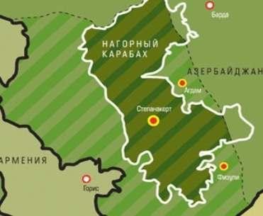 Нагорный Карабах переименуют в республику Арцах