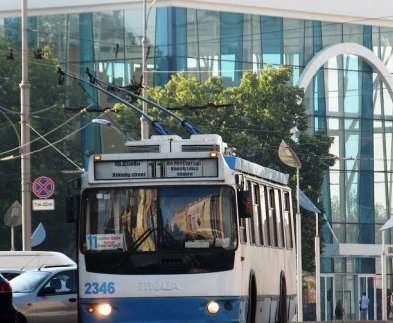 В Харькове троллейбусному маршруту изменят расписание