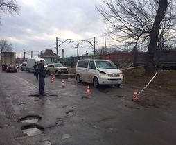 Под Харьковом водитель сбил человека и спрятал тело в багажник