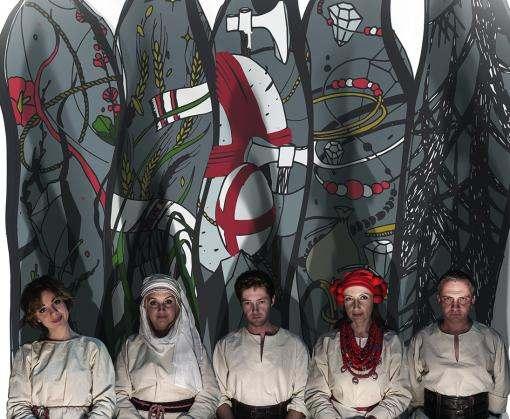 В харьковском Доме актера покажут спектакль «Тени забытых предков»
