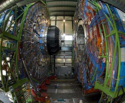 Харьковчанам расскажут об адронном коллайдере