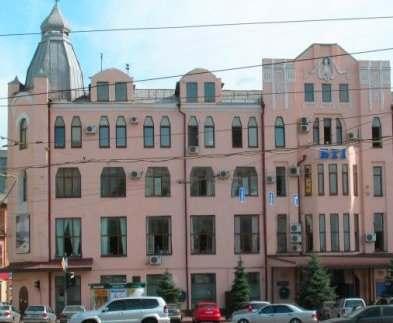 Реконструкцию здания БТИ в Харькове завершат через полтора года