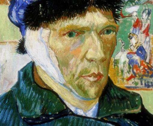 Почему Ван Гог отрезал себе ухо