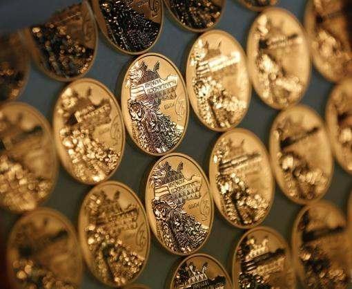 Нацбанк проведет электронный аукцион по продаже золотых монет