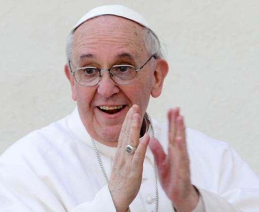 Папа Римский собрал 10 миллионов евро для украинцев