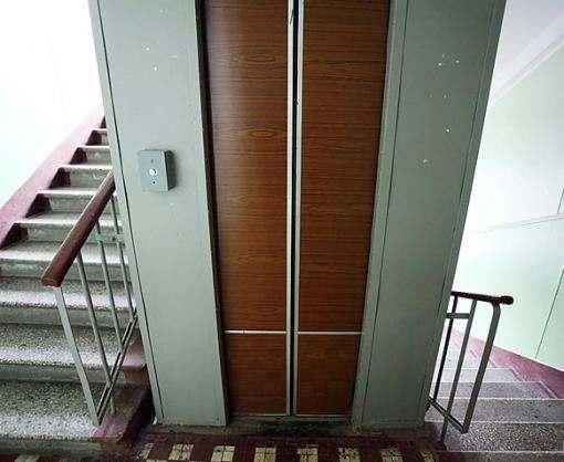 Как в Харькове ремонтируют лифты