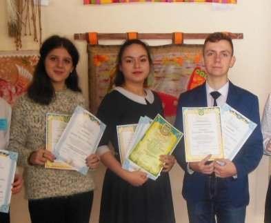 Харьковские школьники оказались талантливыми математиками и биологами