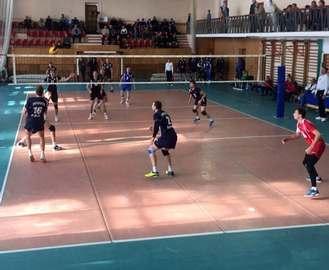 Харьковский «Локомотив» добрался до полуфинала