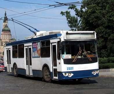Электротранспорт в Харькове меняет маршруты