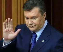 Виктор Янукович обвиняет Юрия Луценко в «оскорбительном приставании»