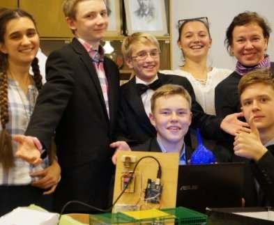 Харьковские школьники заняли призовые места на всеукраинских турнирах