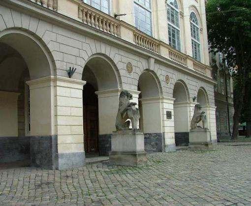 ГПУ проводит обыск во Львовском горсовете