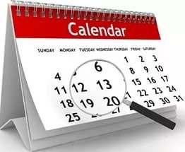 Кабмин определил выходные на новогодние и майские праздники
