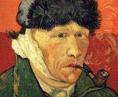 Обнаруженные наброски Ван Гога назвали подделкой