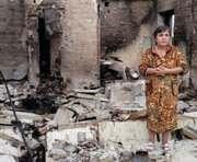 Власти собираются отселить жителей Марьинки и Красногоровки