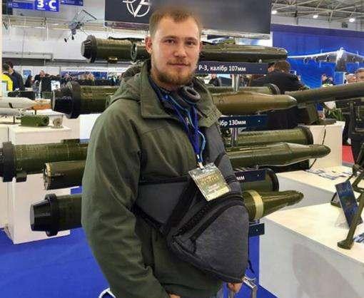 Украинские силовики нашли экс-сотрудника ФСБ Илью Богданова